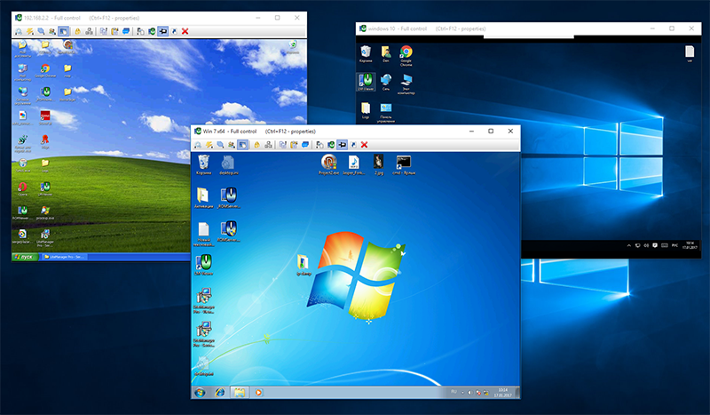 screen sharing software for windows 7 free download